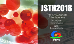 The 40th Congress of the Japanese Society on Thrombosis and Hemostasis